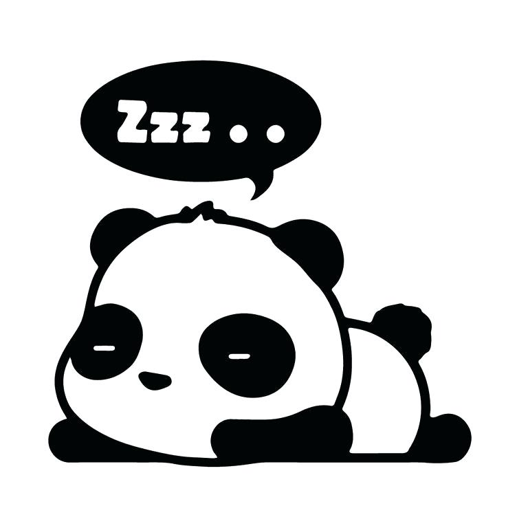 736x736 Cartoon Drawings Of Pandas Draw Cartoon Panda Bear