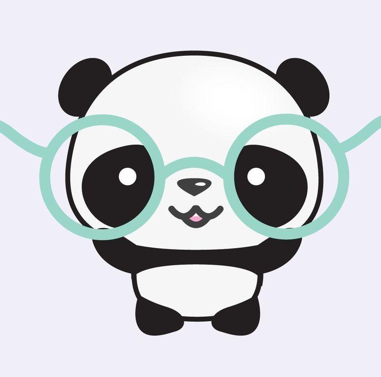 750x743 team panda!! team panda panda drawing, panda wallpapers, cute