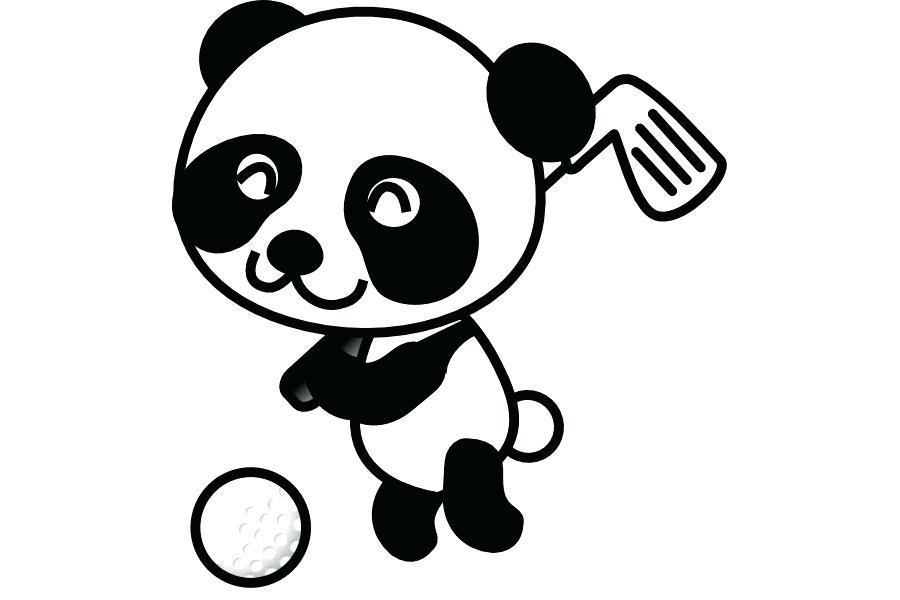 900x600 Cartoon Panda Drawings Zupa