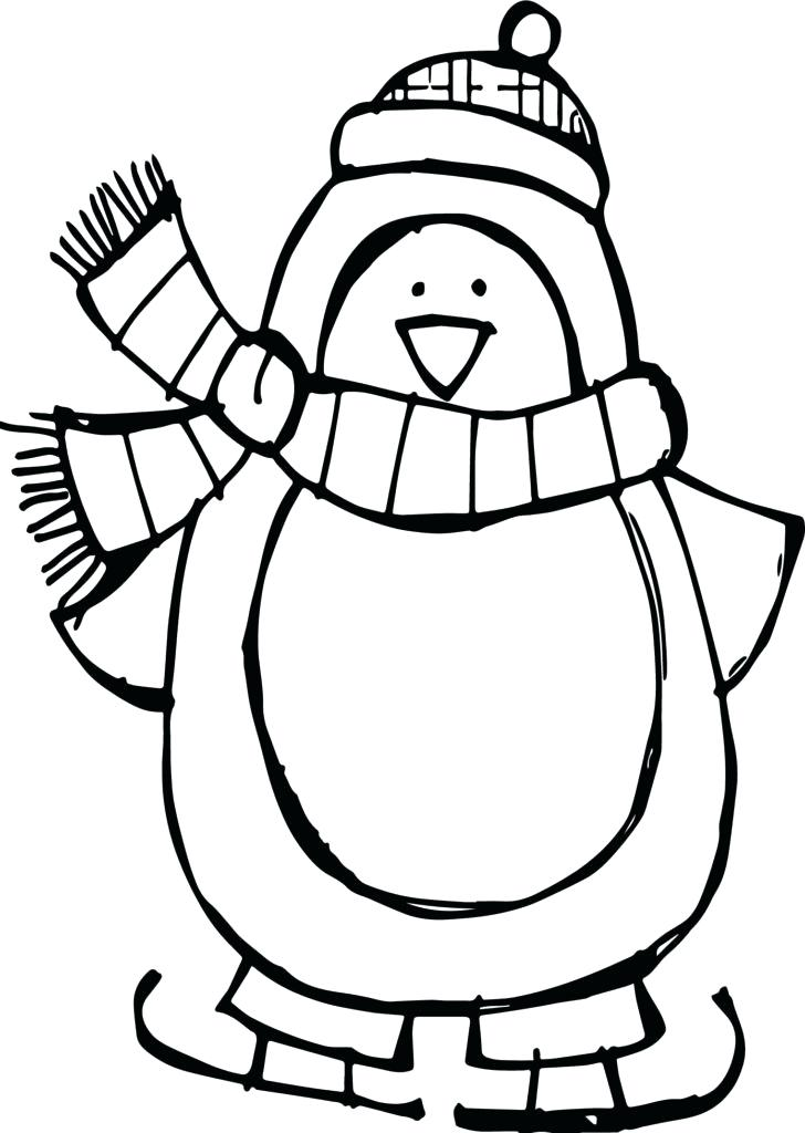 728x1024 penguins coloring pages cuties penguin coloring pages cute ice
