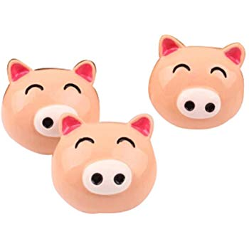 350x350 Creative Office Itemcute Pig Head Shaped Pushpins Drawing Pin