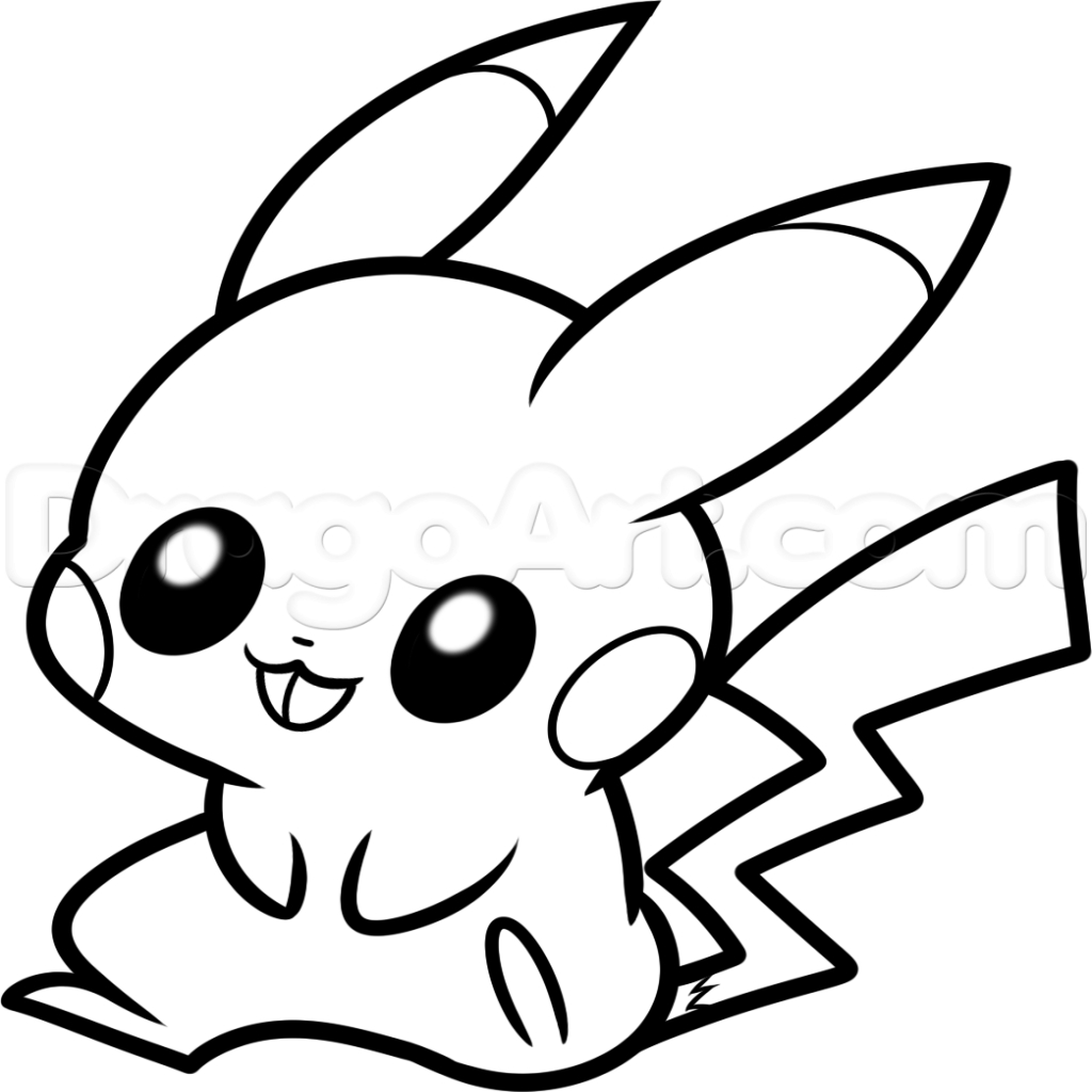 Cute Pokemon Drawings