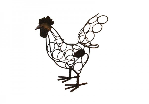 600x420 The Cute Rooster Coffee Pod Holder