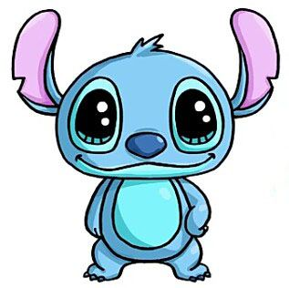 317x316 stitch disney cute kawaii drawings, kawaii drawings, kawaii disney