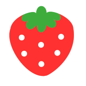 178x178 Collection Of Free Cute Transparent Strawberry Download On Ui Ex