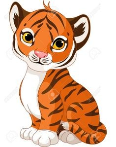 236x298 Awesome Cute Baby Tiger Coloring Pages C