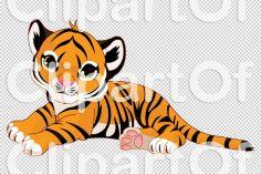 236x157 Tiger Drawing Cute Easy Head Cartoon Face Tattoo I Fertility