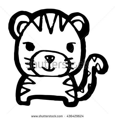 450x467 Tiger Easy Fun Pics Images