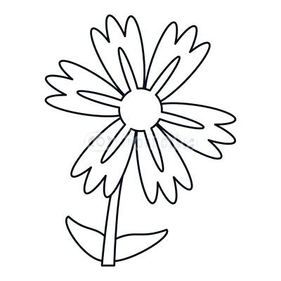 400x400 Lily Outline Lily Flower Drawing How To Draw
