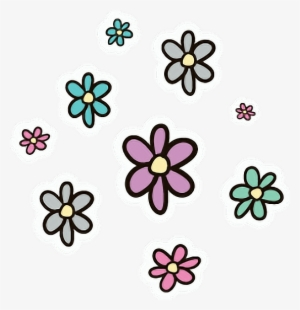 300x310 Flowers Tumblr Png, Free Hd Flowers Tumblr Transparent Image