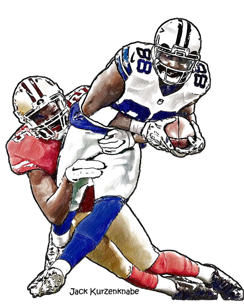 819x1024 Dallas Cowboys Dez Bryant