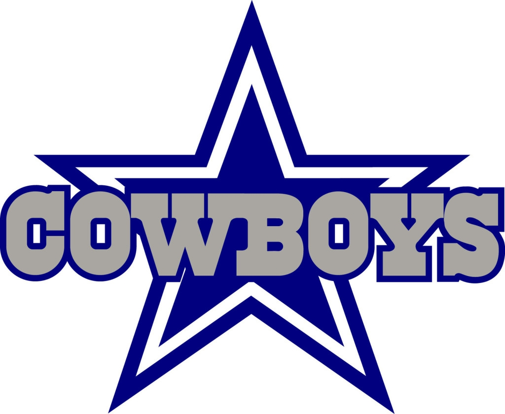 1024x840 Dallas Cowboys Clipart