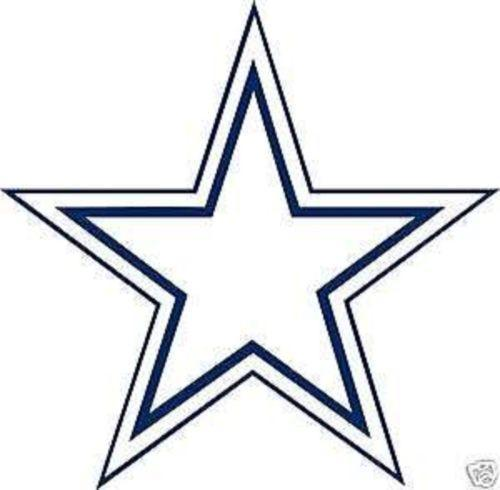 500x490 Dallas Cowboys Clipart