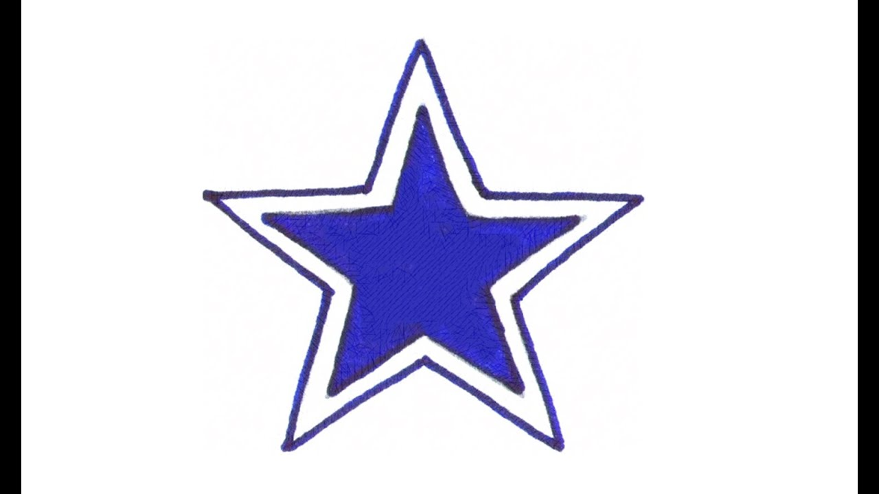 1280x720 Como Desenhar O Escudo Do Dallas Cowboys