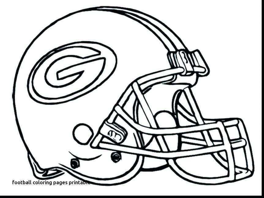 863x647 Football Helmet Coloring
