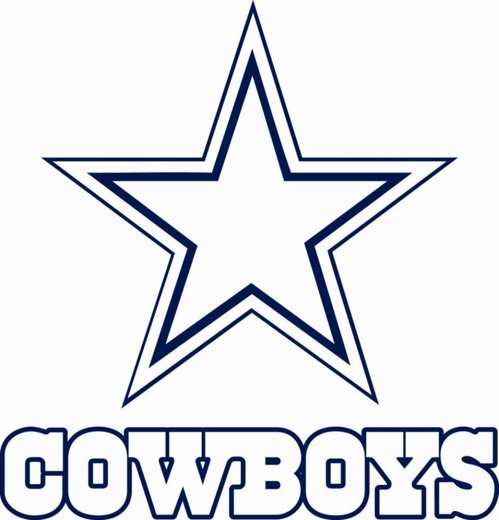 982x1024 Dallas Cowboys Coloring Pages