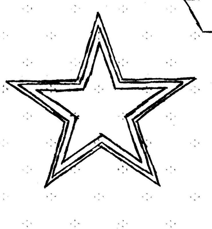 740x800 Dallas Cowboys Star Logo