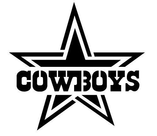 photo about Dallas Cowboys Printable Logo named Dallas Cowboys Emblem Drawing Absolutely free down load excellent Dallas