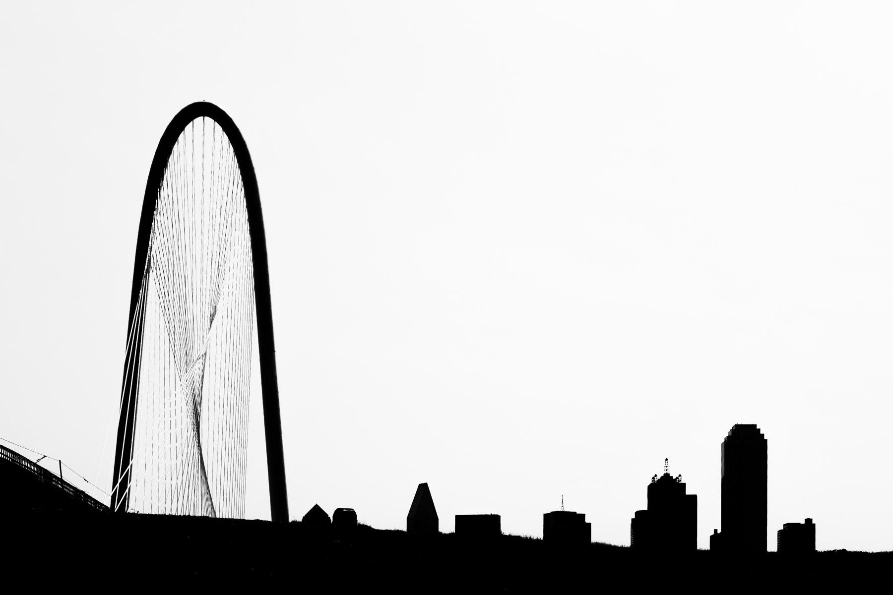 1800x1200 The Bridge And The City Dallas Fort Worth
