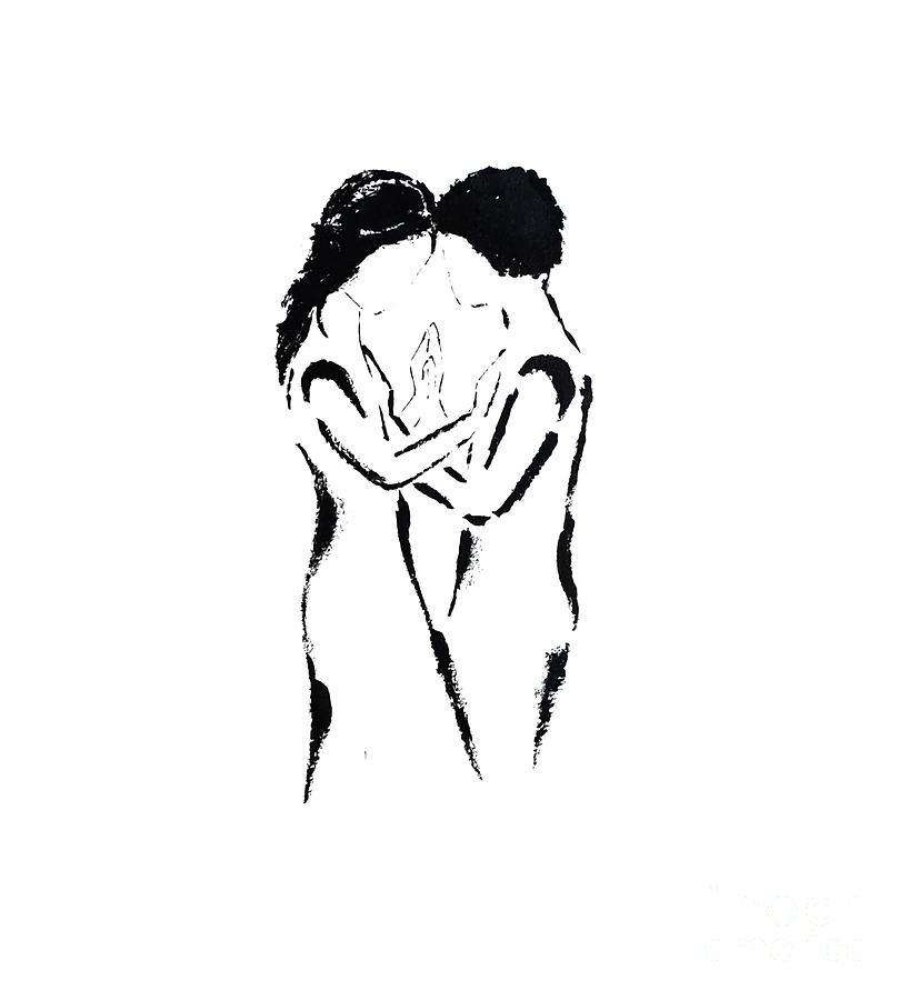 818x900 Dancing Drawing