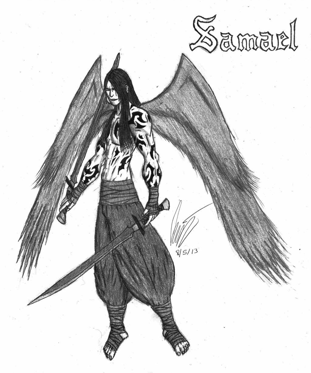 Dark Angel Drawing   Free download best Dark Angel Drawing on
