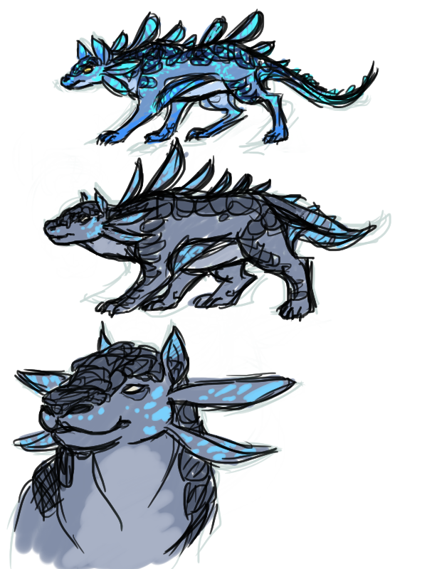 600x800 Xenophile Trashpile Some Panthara Ideas, Because Yet Another Cat