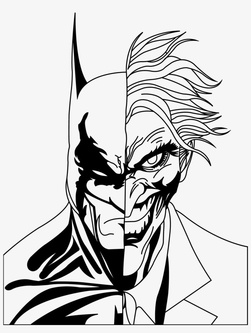 820x1087 Drawn Batman Batman Joker