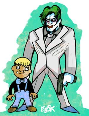 300x389 Sketch Blog The Joker