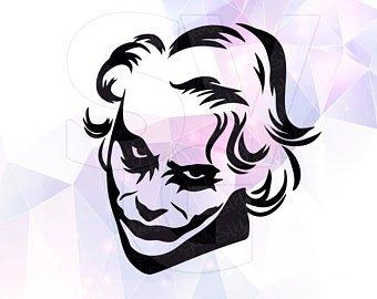 340x270 Heath Ledger Joker Etsy