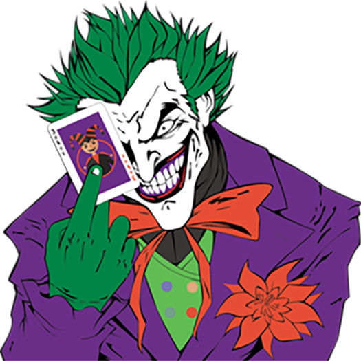 525x525 Joker Dark Knight Cards Decal Sticker Self Adhesive Vinyl Ebay