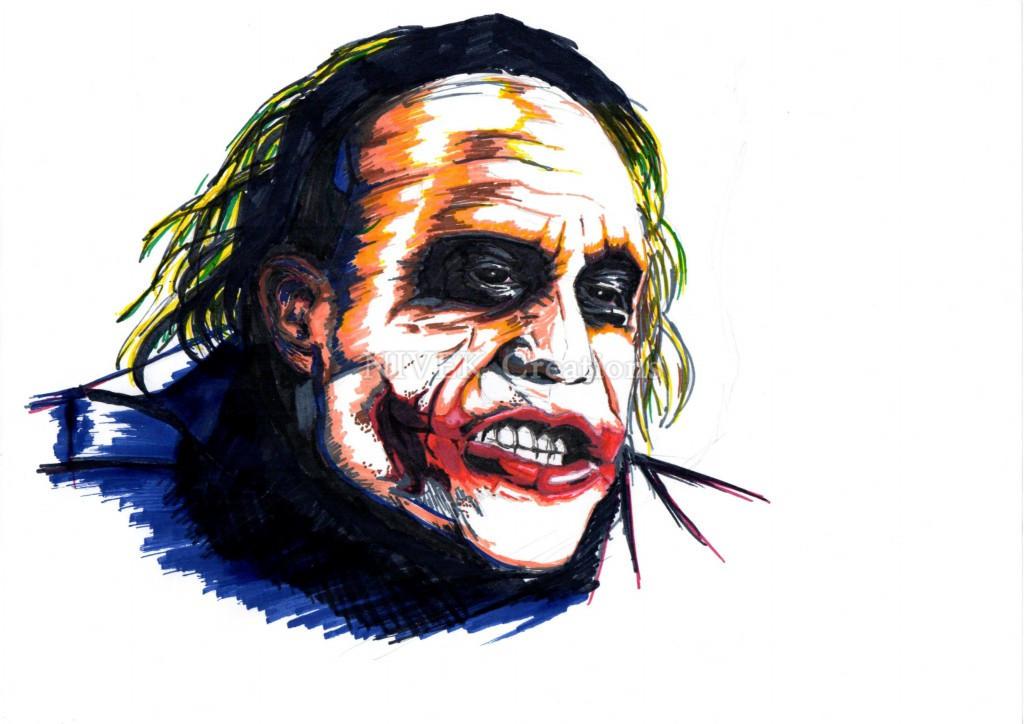 1024x724 Why So Serious The Joker Heath Ledger The Dark Knight Etsy