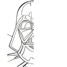 236x236 best darth vader face paint images darth vader face
