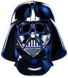 Darth Vader Mask Drawing