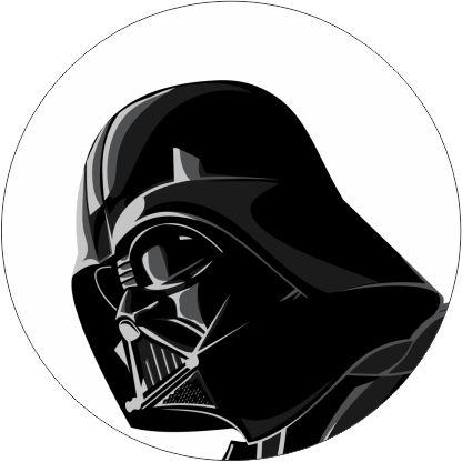 Darth Vader Pencil Drawing