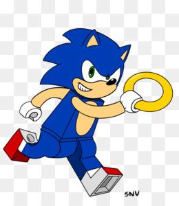 260x300 Illustration Sonic Dash Drawing