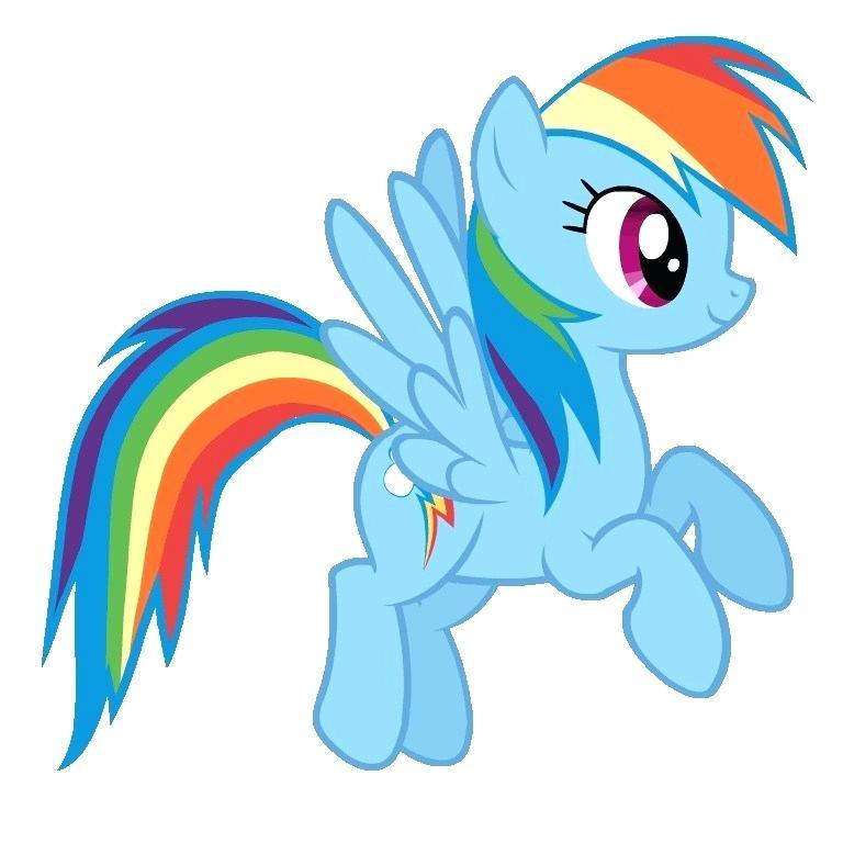 768x768 how to draw a rainbow how to draw rainbow dash flying fun to draw