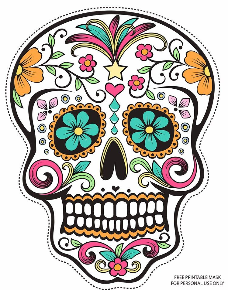 750x955 day of the dead mask drawings skull, day of the dead mask, day