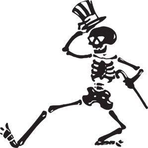 298x300 grateful dead dancing skeleton bill grateful dead tattoo