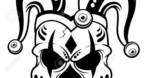 471x250 Skull Drawings Easy Bear Army Cool To Color Pictures Ajedrezdeen