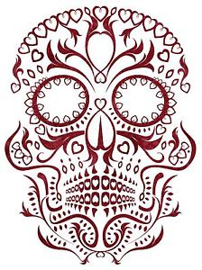 224x300 Collection Of 'day Of The Dead Skull Drawing' Download More Than