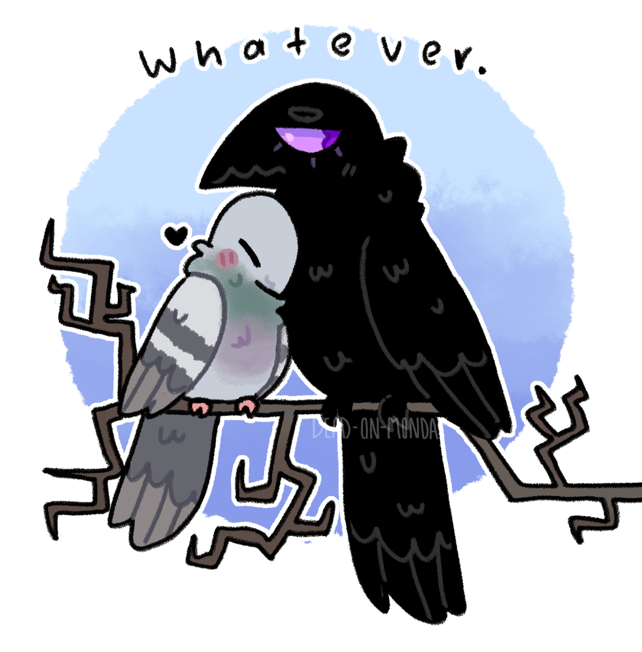 1280x1299 dead on monday more birbs you cant stop me!