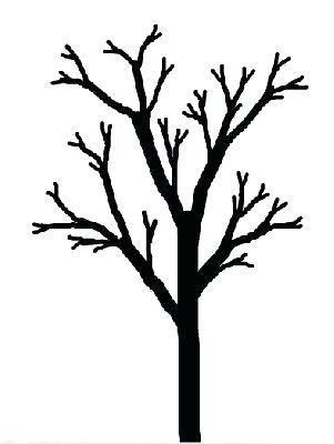 301x400 Easy Tree Drawing