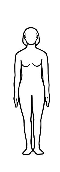 Dead Body Drawing