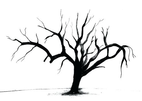 495x353 how to draw dead trees dead tree drawings google search how