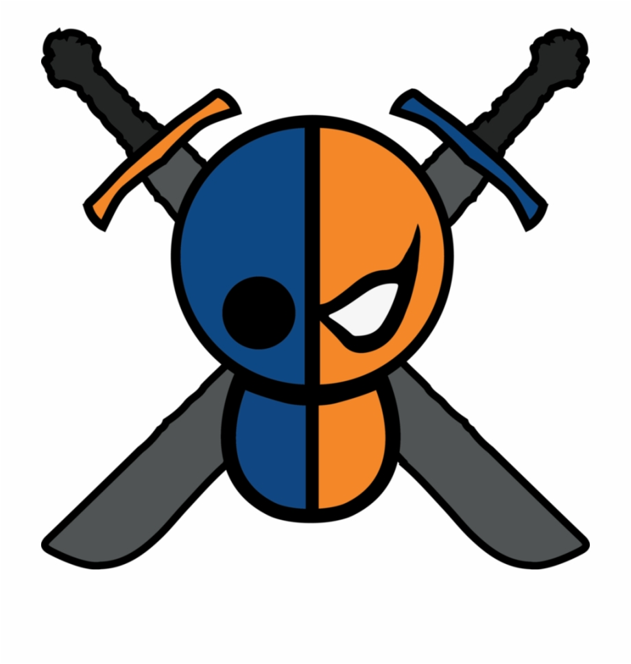 920x969 Deathstroke Clipart Simple