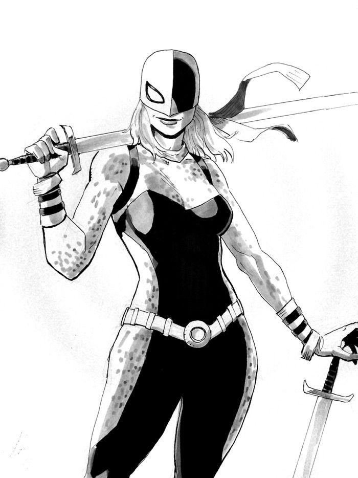 700x934 Rose Wilson Ravager, The Daughter Of Deathstroke From Teen