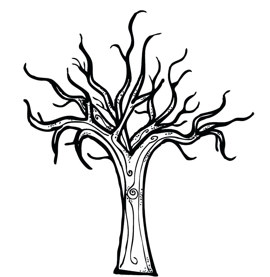900x921 how to draw a deciduous tree draw deciduous tree soulmatesdating