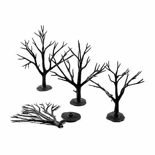 500x500 deciduous tree armatures woodland scenics ebay