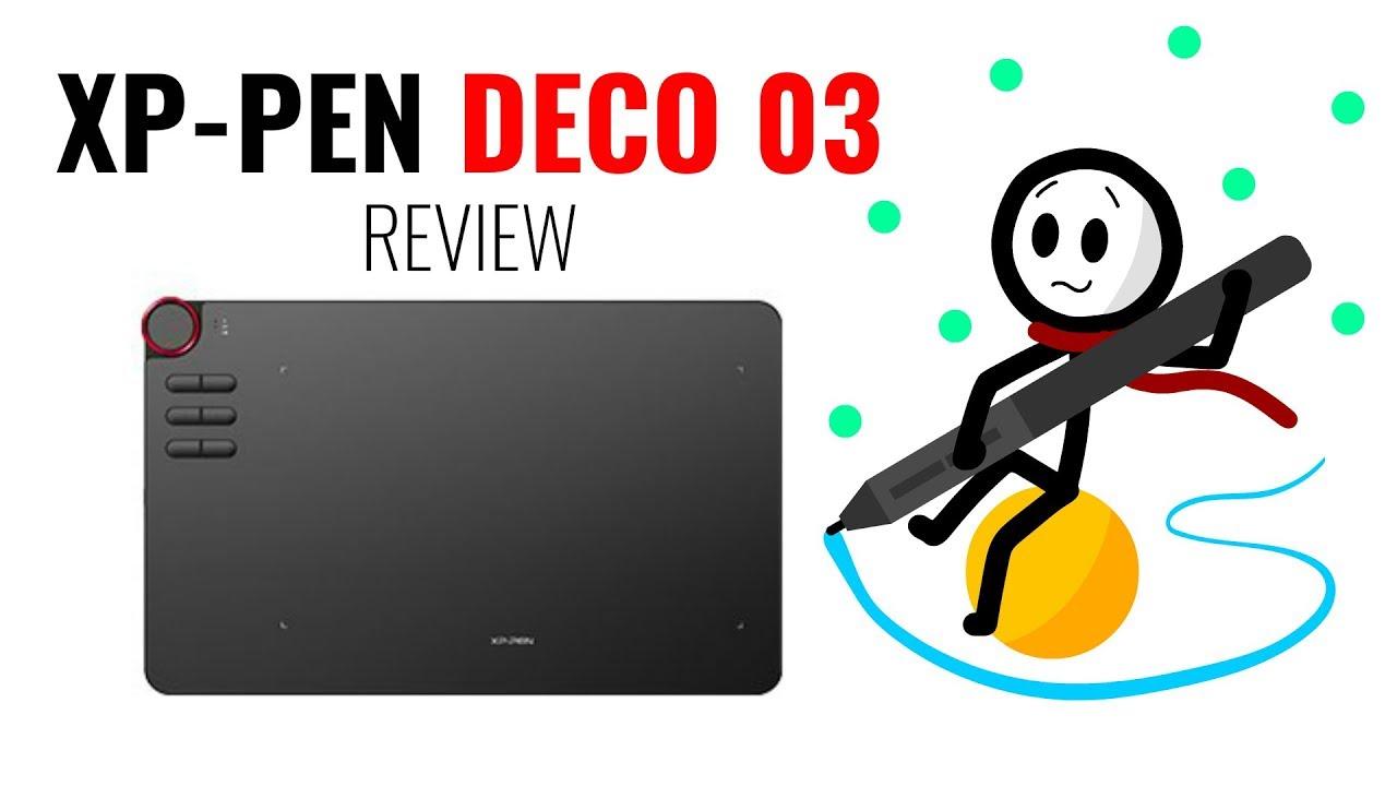 1280x720 Xp Pen Deco Tablet Review