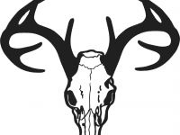 200x150 deer antlers clipart unique this is best deer skull clip art deer